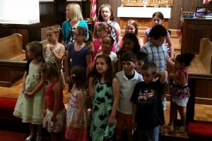 Sunday School kickoff 2015 3