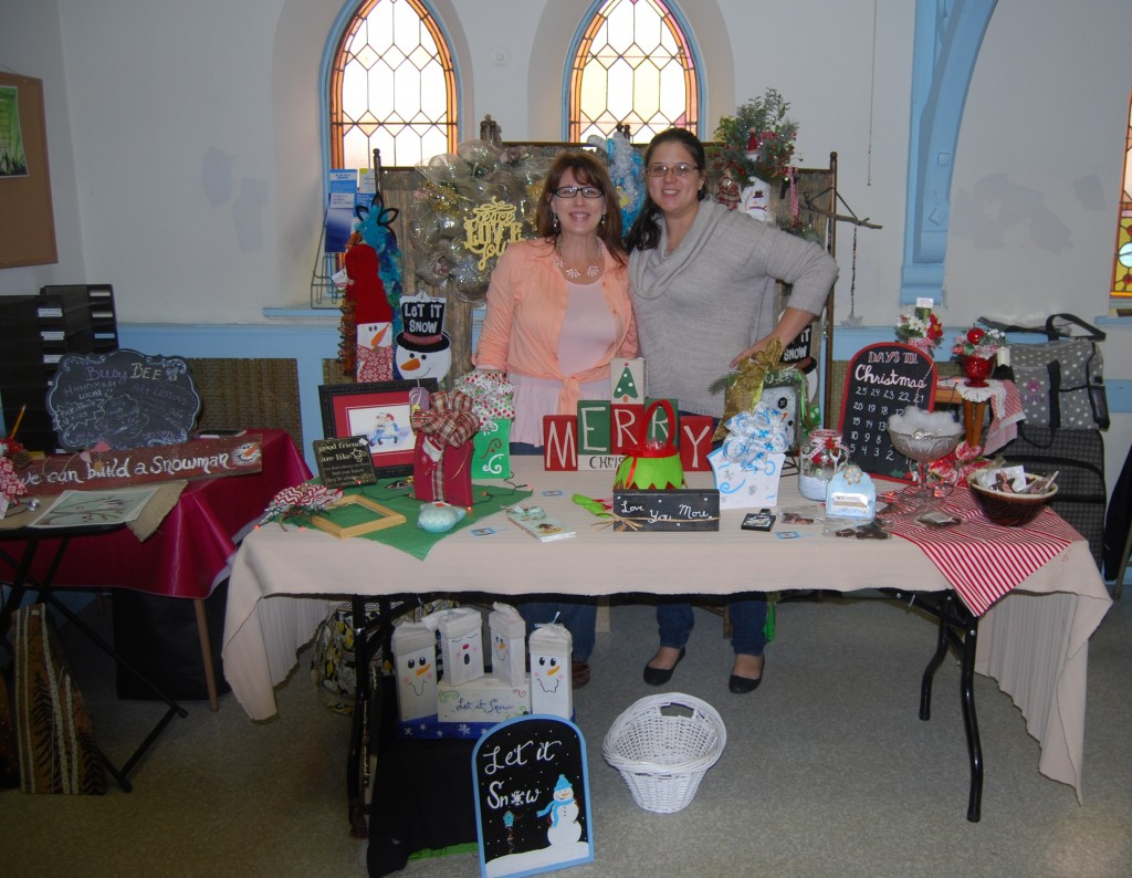 Santa Sale vendor 1 12-5-15