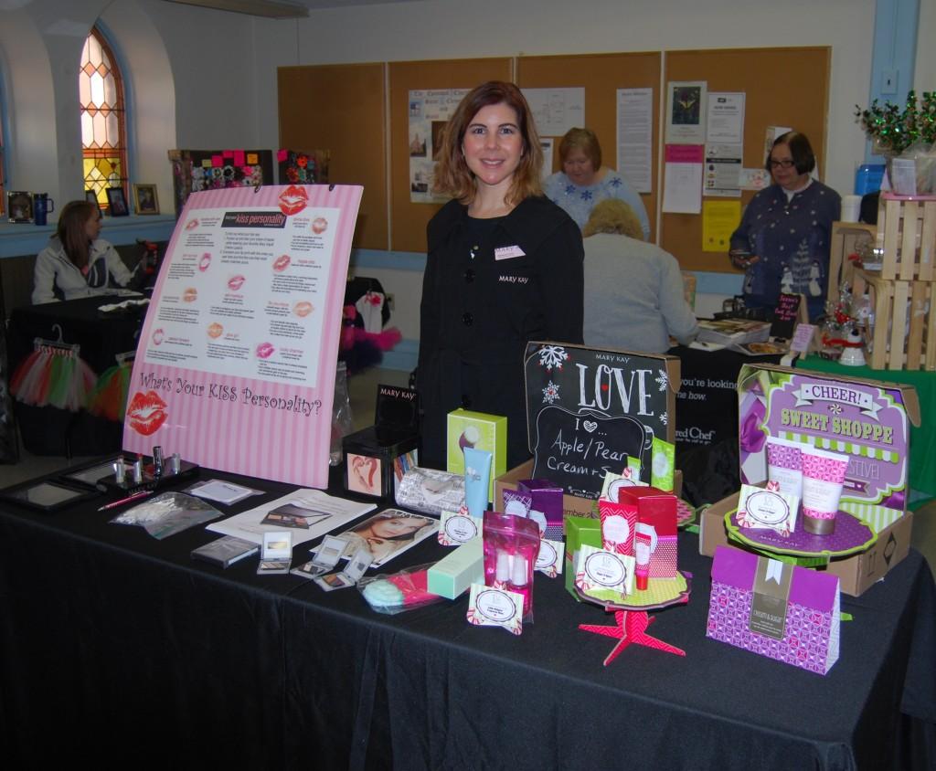 Santa Sale vendor 8 12-5-15