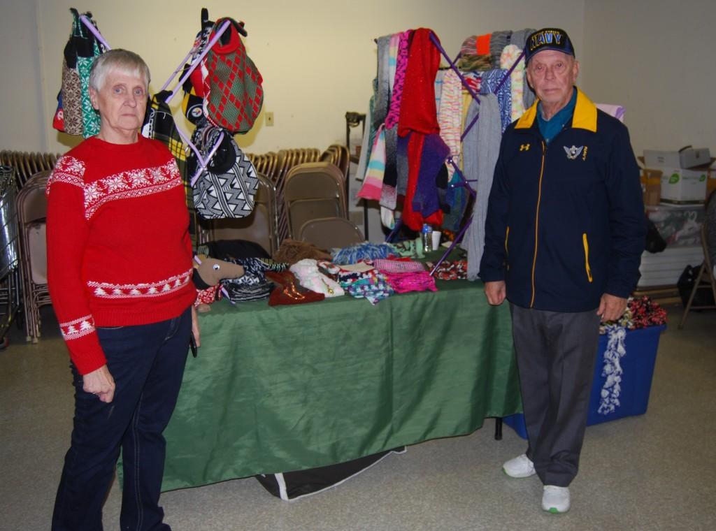Santa sale Vendor 3 12-5-15